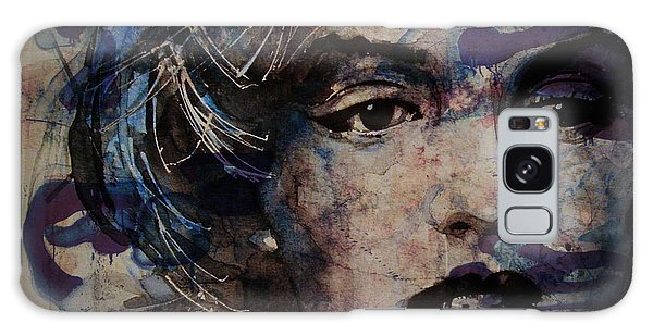 California Galaxy Case - Tears Are How My Eye's Speak When  My Lips Can't Describe How Much I Have Been Hurt by Paul Lovering