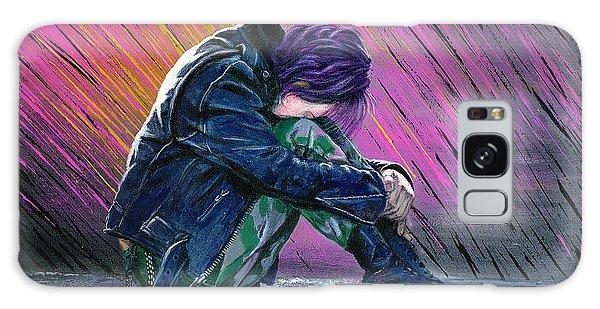 Tears In The Rain Galaxy Case