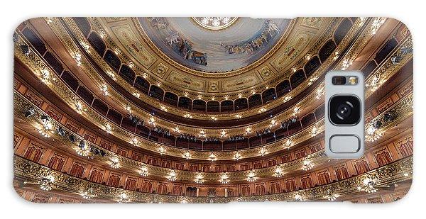 Teatro Colon Performers View Galaxy Case