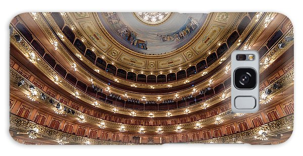 Teatro Colon Performers View Galaxy Case
