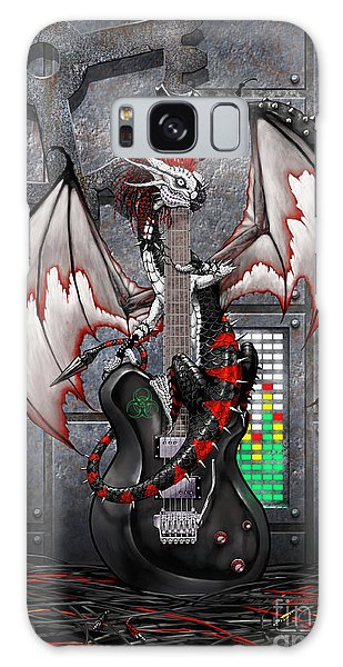 Tech-n-dustrial Music Dragon Galaxy Case