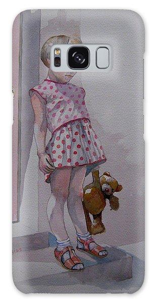 Teddy Galaxy Case by Ray Agius
