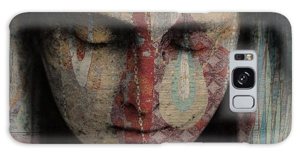Religious Galaxy Case - Tell Me There's A Heaven by Paul Lovering