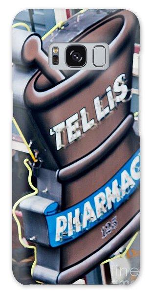 Galaxy Case - Tellis Pharmacy/ King Street by Lisa Marie Towne