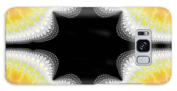 Fractal 7 Center 2x3 Galaxy Case