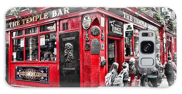 Temple Bar Pub Galaxy Case