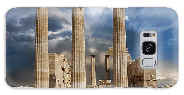 Temple Of Athena Galaxy Case