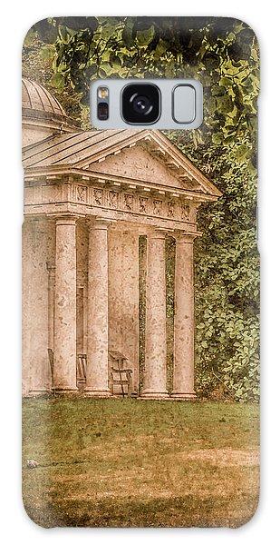 Kew Gardens, England - Temple Of Bellona Galaxy Case