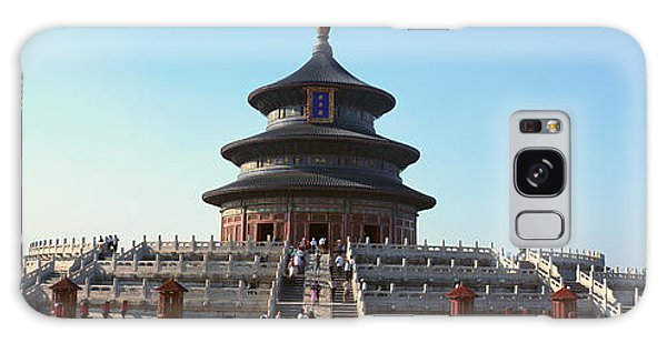 People's Republic Of China Galaxy Case - Temple Of Heaven Tiantan Hall Of Prayer by Panoramic Images