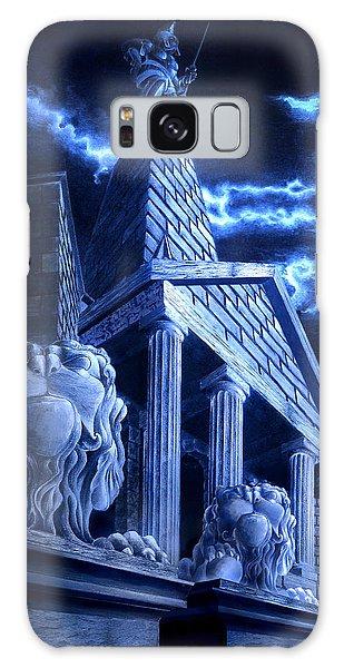 Temple Of Hercules In Kassel Galaxy Case