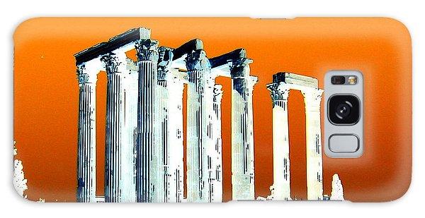 Temple Of Zeus Galaxy Case