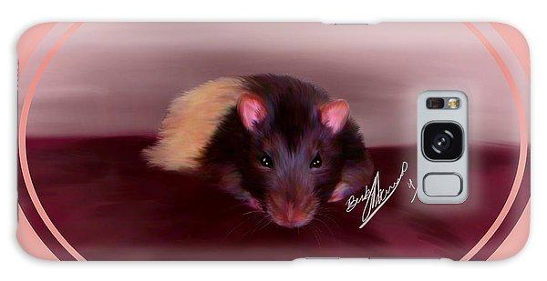 Templeton The Pet Fancy Rat Galaxy Case