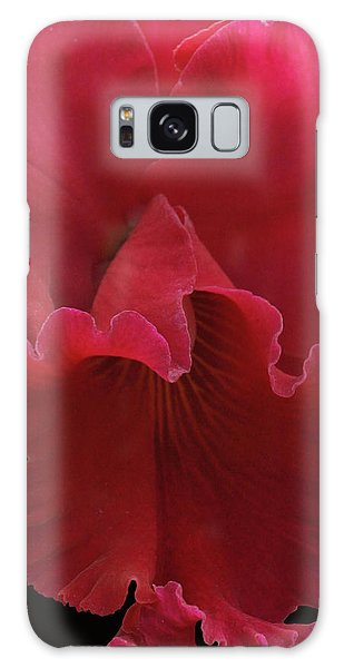 Tender Orchid Galaxy Case