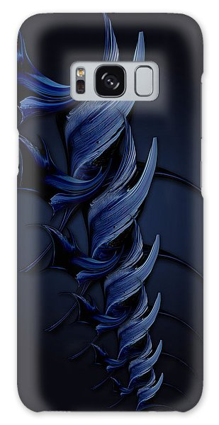 Tender Vision Of Blue Feeling Galaxy Case