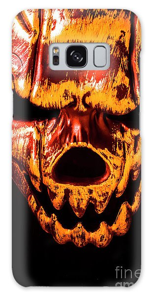 Tissue Galaxy Case - Tendon Terror by Jorgo Photography - Wall Art Gallery