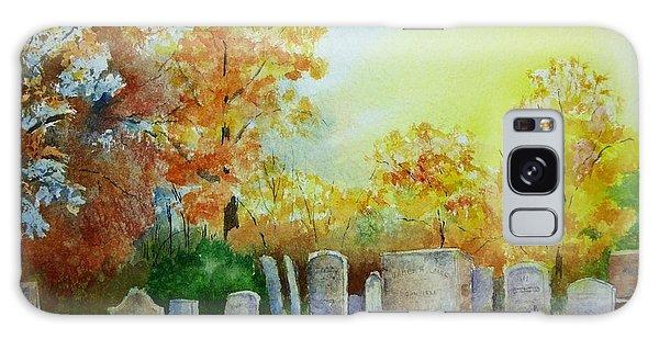 Tennant Cemetery New Jersey Galaxy Case