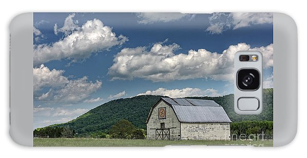 Tennessee Barn Quilt Galaxy Case