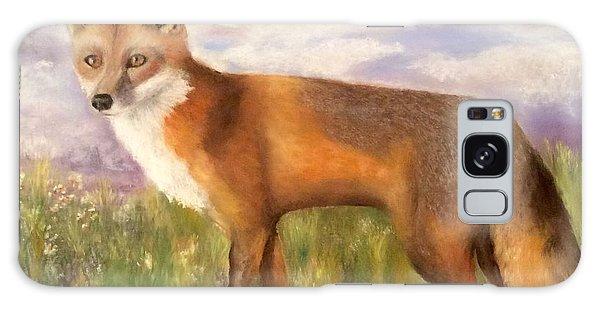 Tennessee Wildlife Red Fox Galaxy Case