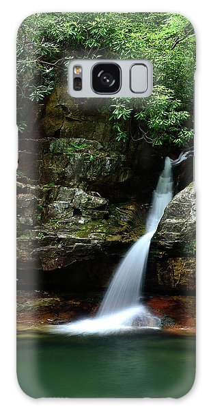 Tennessee's Blue Hole Falls Galaxy Case
