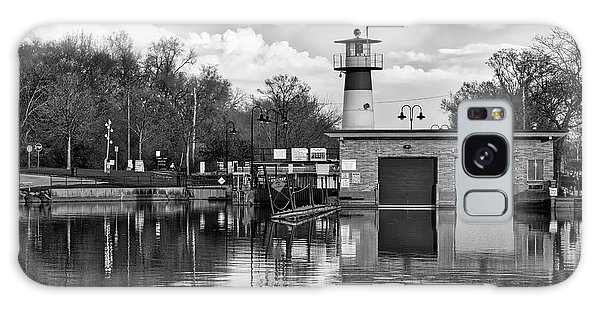 Tenney Lock 3 - Madison - Wisconsin Galaxy Case