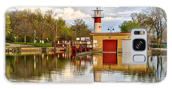 Tenney Lock - Madison - Wisconsin Galaxy Case