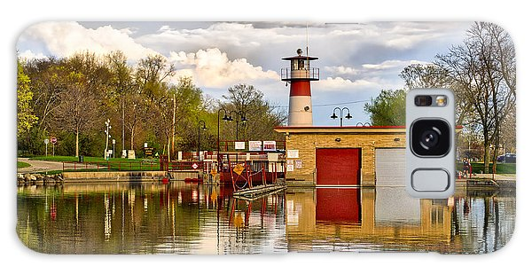 Tenney Lock - Madison - Wisconsin Galaxy Case