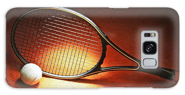 Tennis Racket Galaxy Case