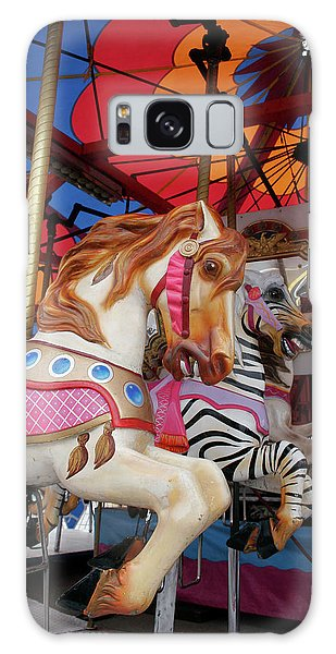Tented Carousel Galaxy Case