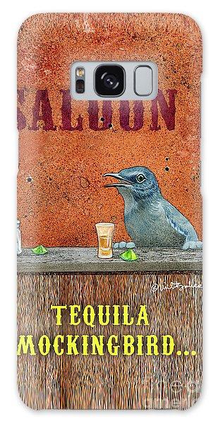 Tequila Mockingbird... Galaxy Case
