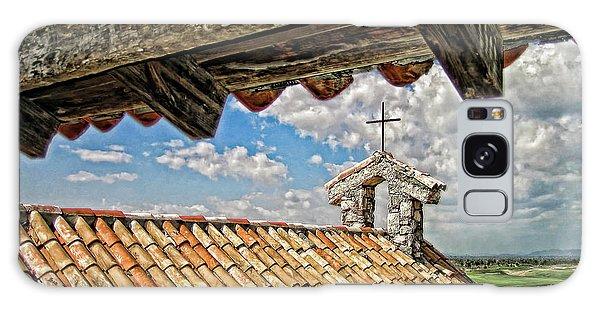 Terra Cotta Church Galaxy Case