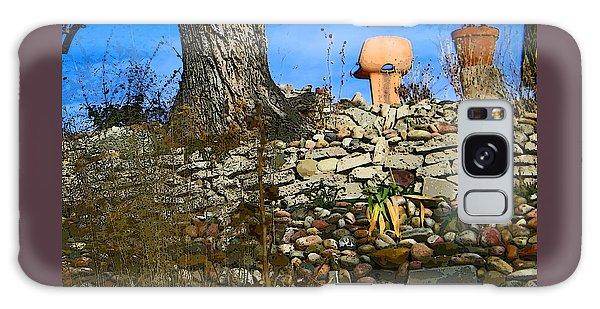 Terraced Garden 5 Galaxy Case by Lenore Senior