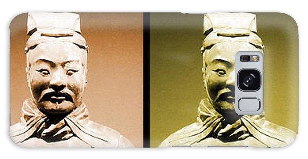 Terracotta Warrior Army Of Qin Shi Huang Di - Royg Galaxy Case