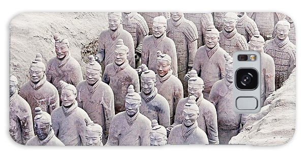 Terracotta Warriors Galaxy Case