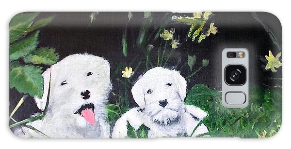 Terriers' Farm Pals. Galaxy Case by Francine Heykoop