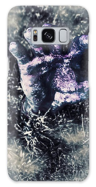 Zombies Galaxy Case - Terror From The Crypt by Jorgo Photography - Wall Art Gallery