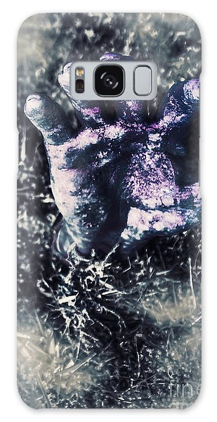 Nightmare Galaxy Case - Terror From The Crypt by Jorgo Photography - Wall Art Gallery