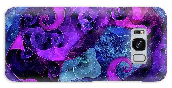 Tessellation Galaxy Case