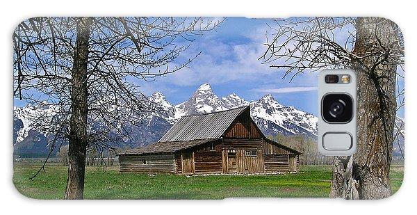 Teton Barn Galaxy Case