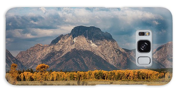 Galaxy Case featuring the photograph Teton Horse Ranch by Darren White