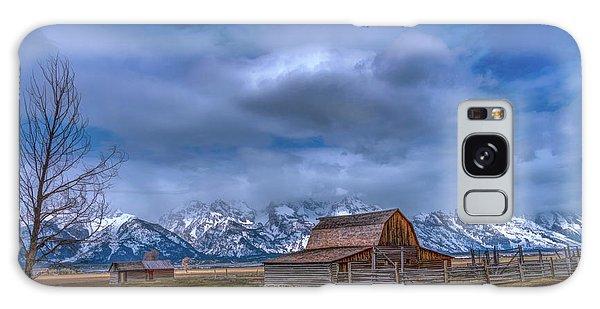 Teton National Park Mormon Row Galaxy Case