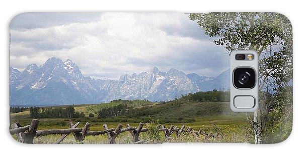 Teton Ranch Galaxy Case