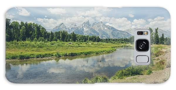 Teton Reflections Galaxy Case