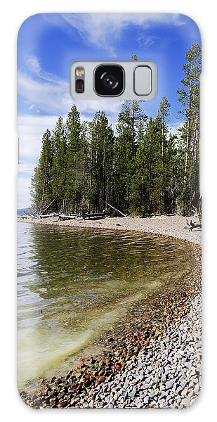 Teton Galaxy Case - Teton Shore by Chad Dutson