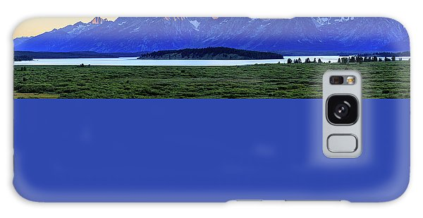 Teton Sunset Galaxy Case by David Chandler