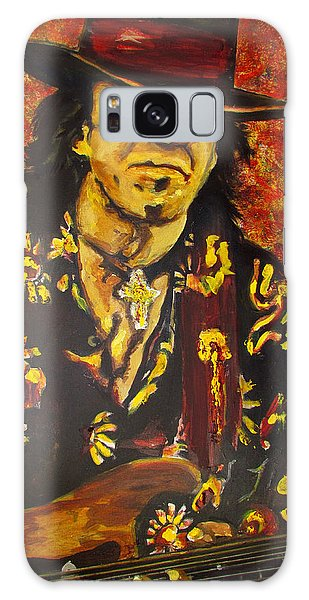 Texas Blues Man- Srv Galaxy Case