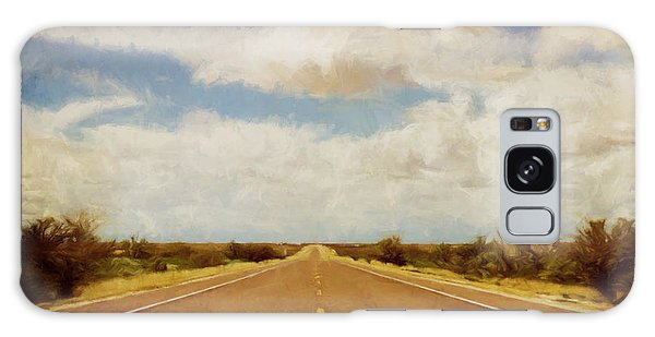 Expanse Galaxy Case - Texas Highway by Scott Norris