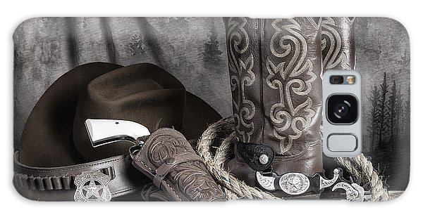 Guns Galaxy Case - Texas Lawman by Tom Mc Nemar