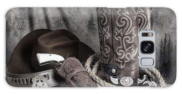 Equine Galaxy Case - Texas Lawman by Tom Mc Nemar