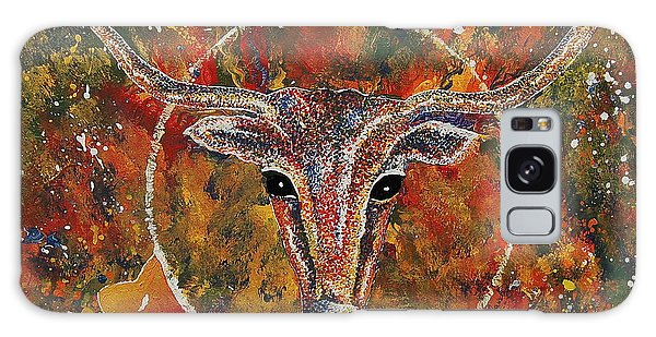 Texas Longhorn Galaxy Case