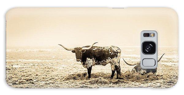 Texas Longhorns Galaxy Case